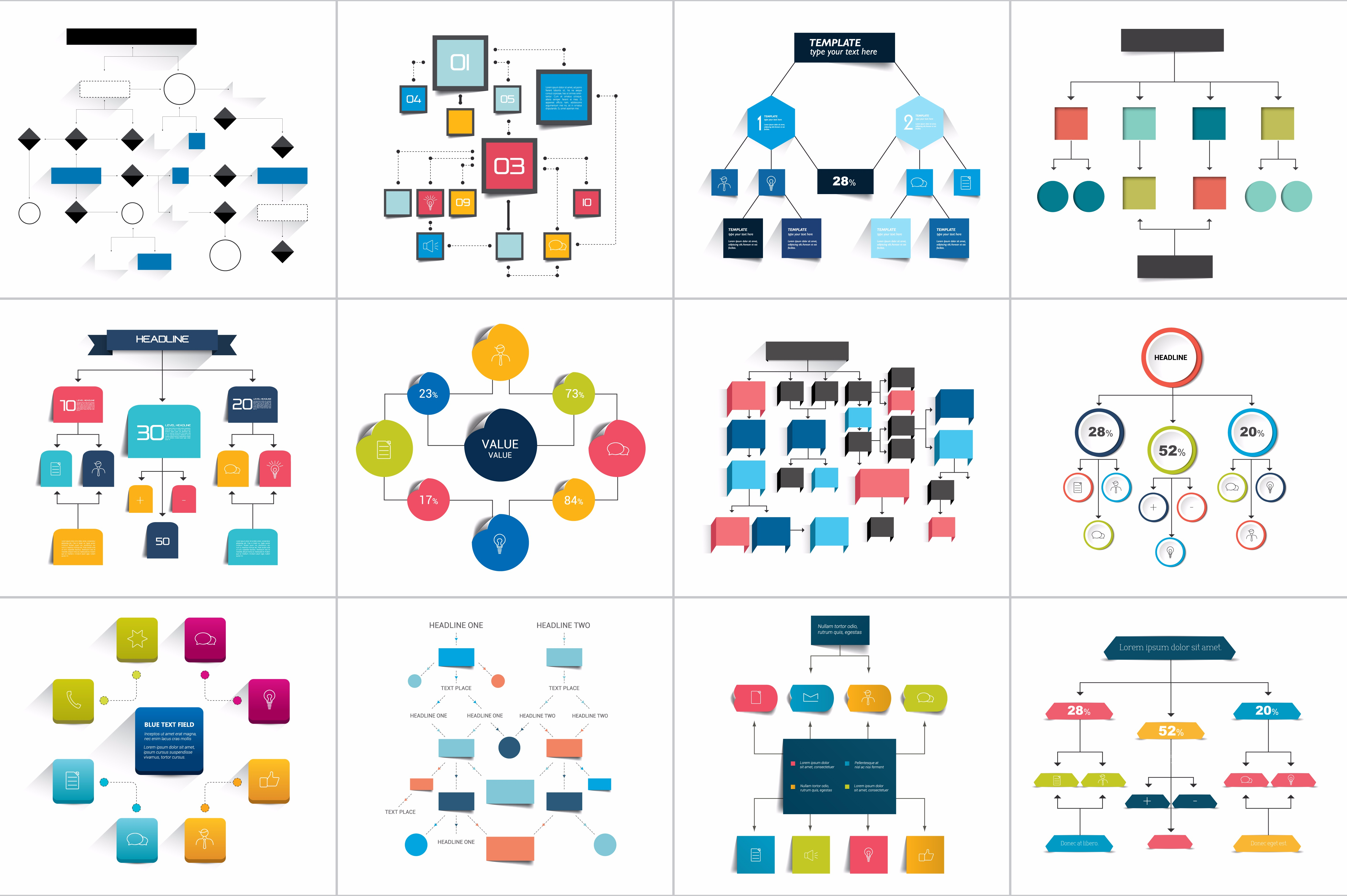 Adobe Forms|Fillable PDF | Visio|Flow Charts